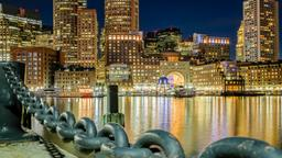 Hoteles en Waterfront, Boston